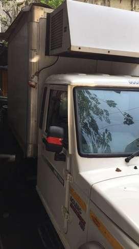 Freezer van for icecream supply