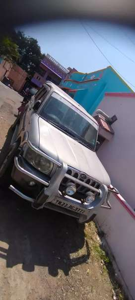 Mahindra Scorpio 2004 Diesel Well Maintained Good engine condition