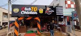 Club ten chicken restaurant