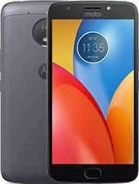 Good condition moto e4 plus brand