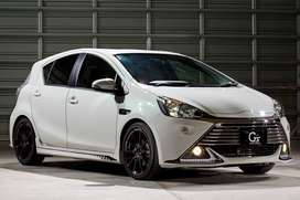 Toyota Aqua Hybrid G Grade...Get On Installment