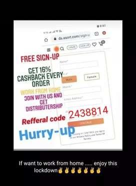 Online and offline business