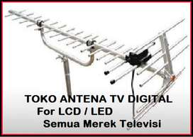 Toko Antena TV Murah Lengkap Curug Depok