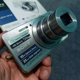 Sony cyber shot dsc-w690