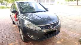 Tata Zest  2014 Diesel Well Maintained