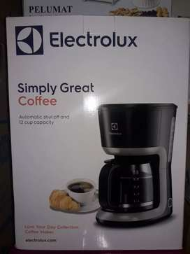 Di jual Simply great Coffe merek ELECTROLUX