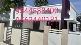 3 Cent  Plot With 950 Sq. Ft 2BHK House in kottiyam Donbosco school