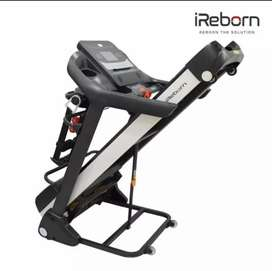 Dijual treadmil elektrik auto incline model baru