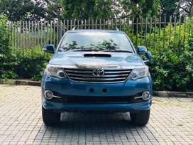 Toyota Fortuner 3.0 4x2 AT, 2013, Diesel