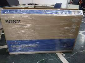 24''inch fully hd sony panel box pack with one yr warranty