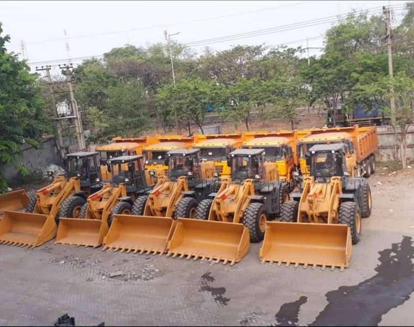 Jual Wheel Loader LONKING Kapasitas 1 - 3 m3 Weichai Deutz Engine 0