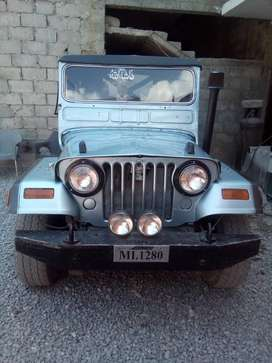 Willy Jeep 1952
