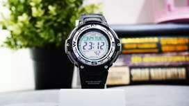 Jam Tangan Casio Compass SGW100