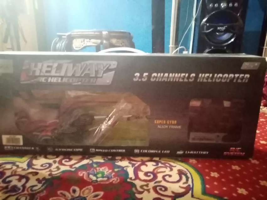 HELIWAY rc Helicopter 3.5 Channels Helicopter 0