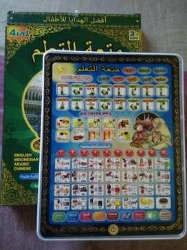 tab muslim anak layar sentuh