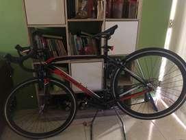 Strattos s2 upgrade. Roadbike