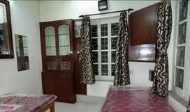 Twin seater ladies PG with three meals near Hazra/Bhawanipur