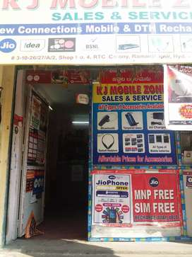 Mobile shop for sale