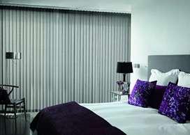 Vertikal blind dekor gorden serasi menawan edisi 3363