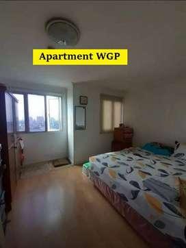 Apartment Wisma Gading Permai Tower B Lt.23 Semi Furnished