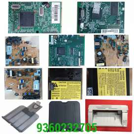 LASER PRINTER SPARES(Rs.250 Service Charges)
