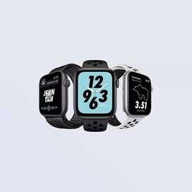 Apple Watch Series 4 Bisa Dicicil Tanpa Kartu Kredit