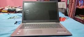 Lenovo idea pad I3 7th gen (4+1TB harddisk) laptop