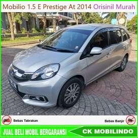 [Dp22jt] Mobilio E Prestige At 2014 Orisinil Kredit Murah