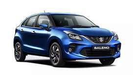 Baleno rent for daily and weakly basis