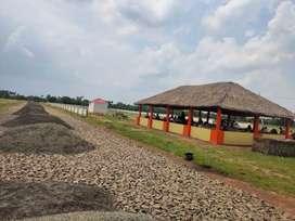 Luxury plots Vuda approved layout at Kothavalasa Gold Star junction