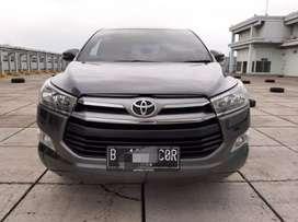 Toyota Innova Reborn G Manual 2017 km 51rb Tangan 1 Genap