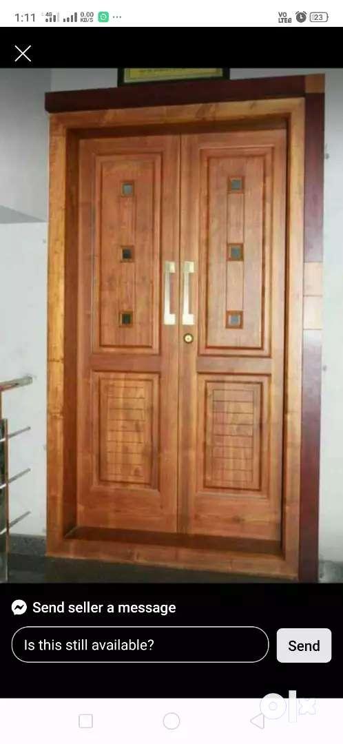 Door frame, window frame and Doors 0