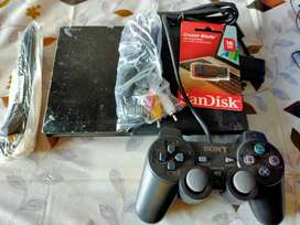 PS2 16GB COMPLETE 10 GAME WITH ALL NEW ACCESSRIES 3250