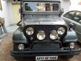Mahindra Jeep 1989 Diesel Well Maintained