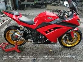 Kawasaki ninja 250 f taon 2012/2013