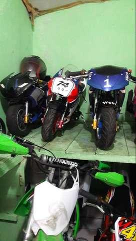 motor mini gp sport by hobi motor mini