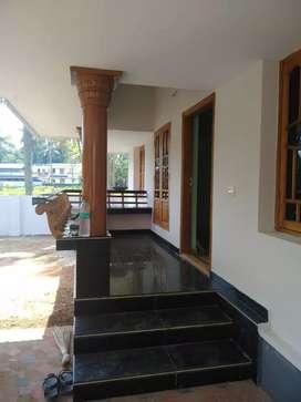 5.2 CENT 1100 SQ FT 3BHK HOUSE FOR SALE AT UDAYAMPEROOR VALIYAKULAM