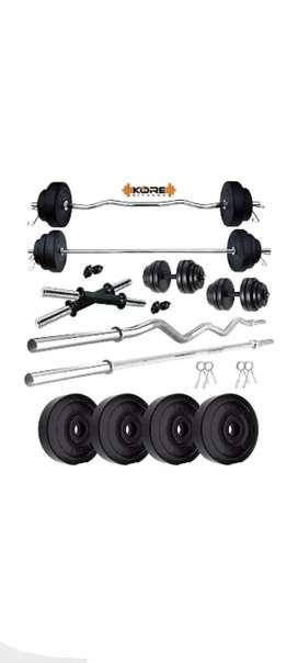 Gym equipment's