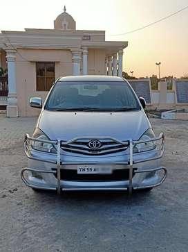 Toyota Innova 2.0 VX 8 STR, 2011, Diesel