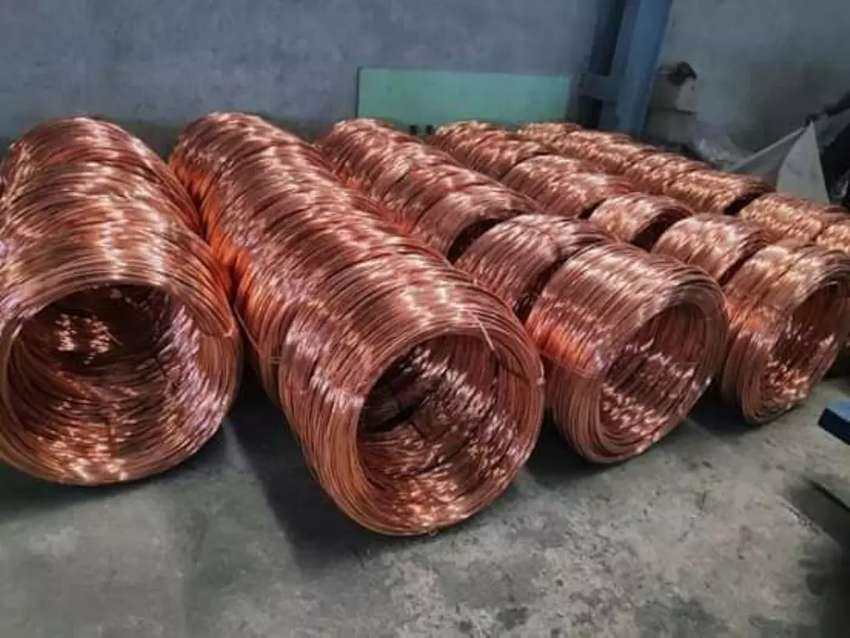 We deals in all type of metals and scrap material. 0