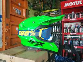 Jual helm motocross