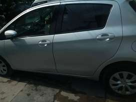 Bank leased toyota vitz