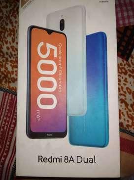 Mi 8A   only 6 days use  5000mAh battery backup Duble camera  a1 fiche