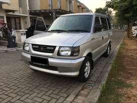 Mitsubishi Kuda Diesel GLX Thn 2000 Manual ANTIK!!