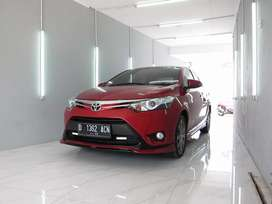 Toyota Vios G TRD at thn 2014