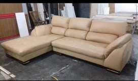 Sofa Kulit / sofa kantor / sofa