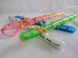 Mainan Tongkat Polisi / Lampu Stik Warna - Warni Murah | Light Stick