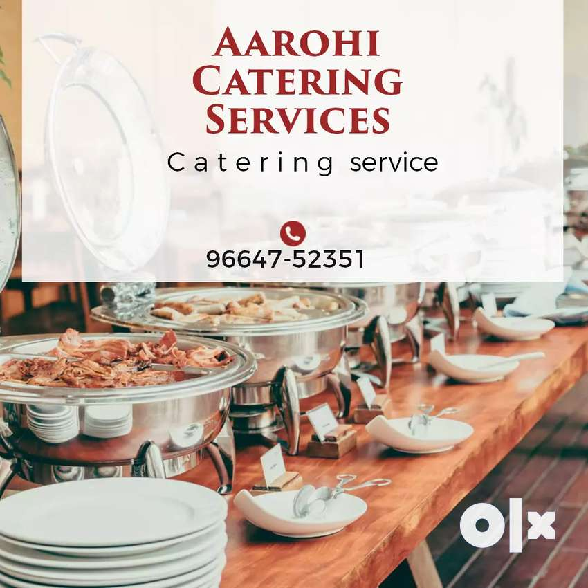 Aarohi catering services 0
