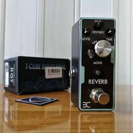 ENO-EX REVERB T-CUBE Series Effect Pedals