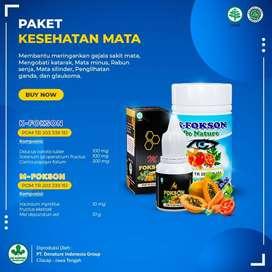 Obat Mata Katarak - Katarak Senja - Pterigium - Mata Berlemak Herbal